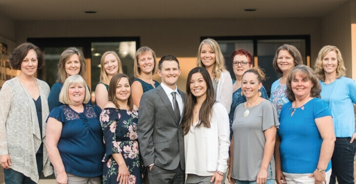 Corvallis Dental Group team